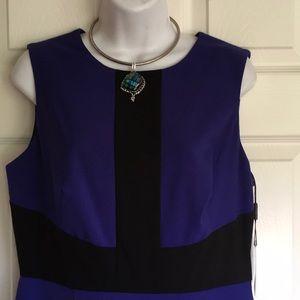 NWT..CALVIN KLEIN classic dress